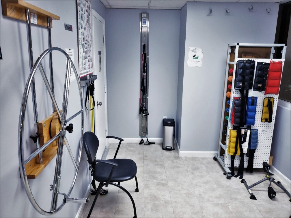 Your Care Health Network Car Accident Clinic Therapy Room 2